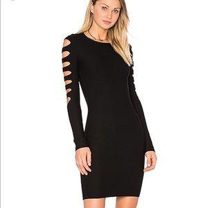 Bailey 44 Black Sweater Dress